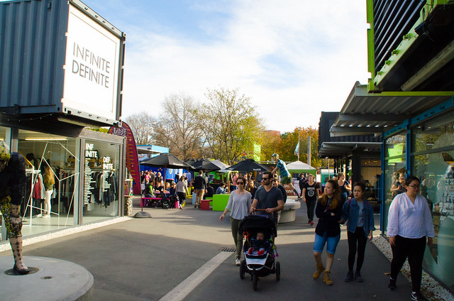 Re:start, Christchurch