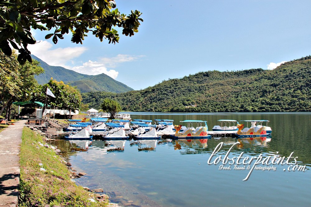 14 September 2012: Liyu Lake Scenic Area 鲤鱼潭 | Hualien, Taiwan