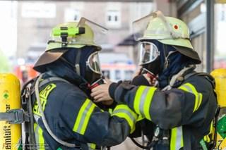 Einsatzübung Shell Safety Day 06.05.15