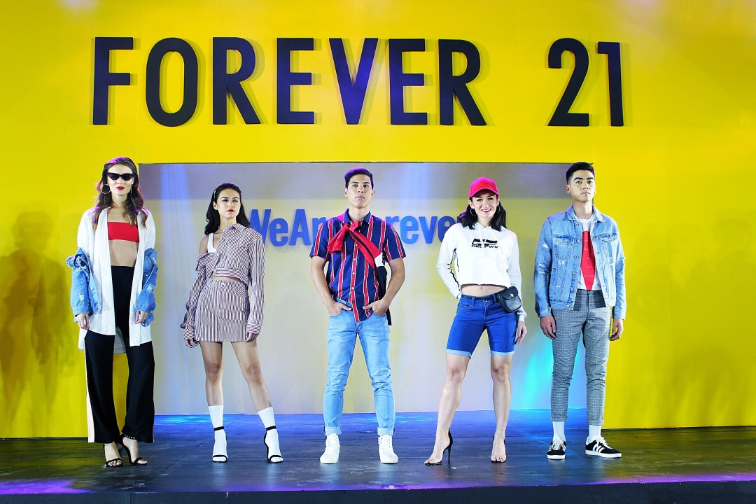 Forever21 Summer 2018 collection Launch