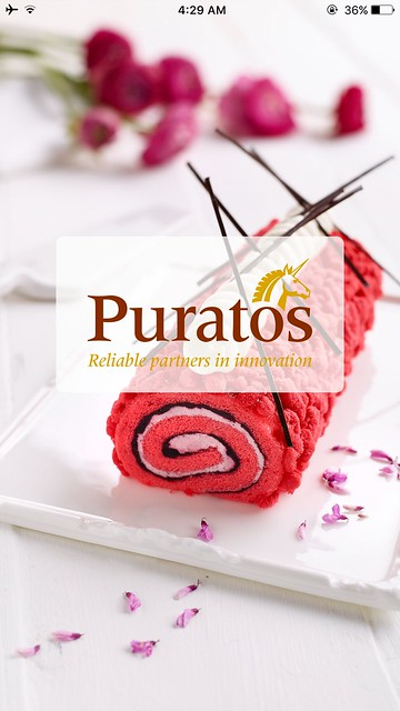 Puratos My Bakery Mobile App