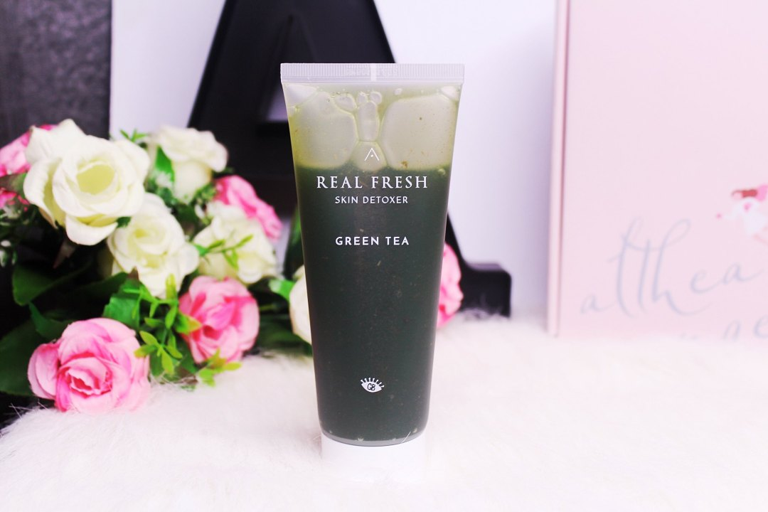 Real Fresh Skin Detoxer GREEN TEA