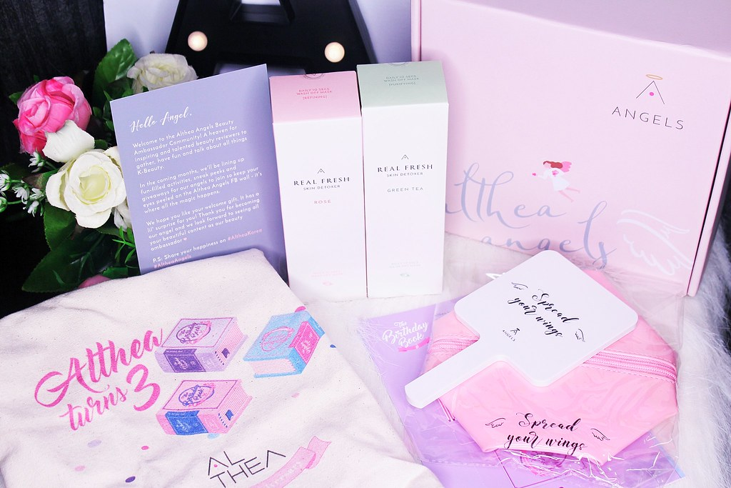 Althea Angels Welcome Gift