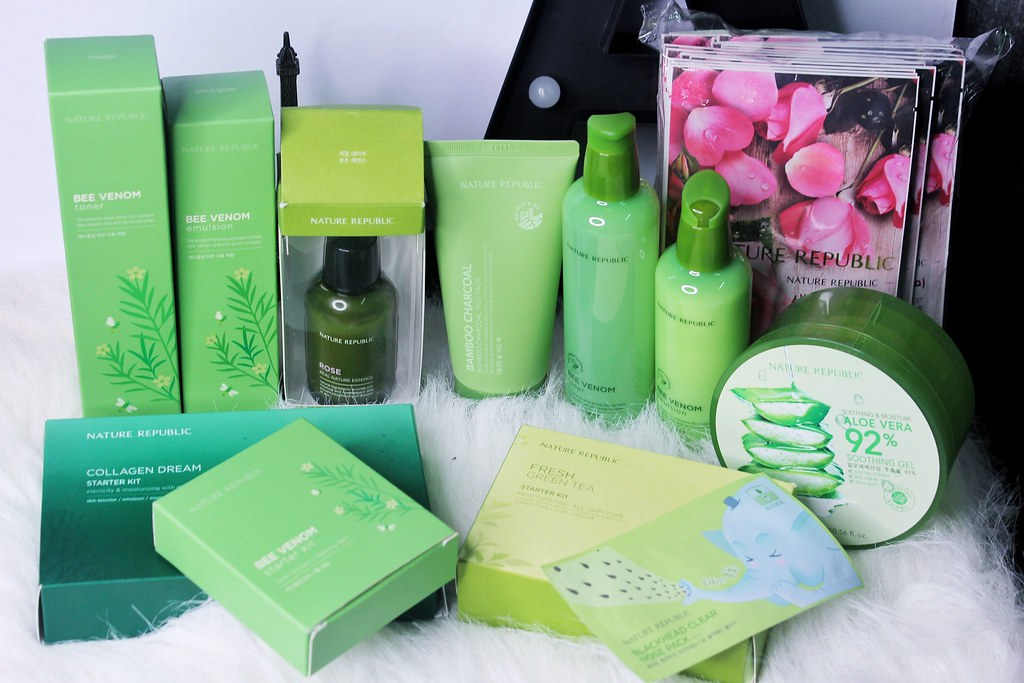 Nature Republic Ayesha Heart Haul