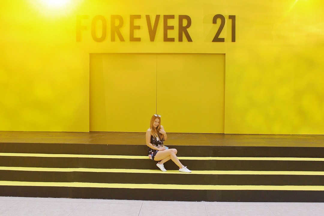Ayesha Heart at Forever21 Summer 2018 collection Launch