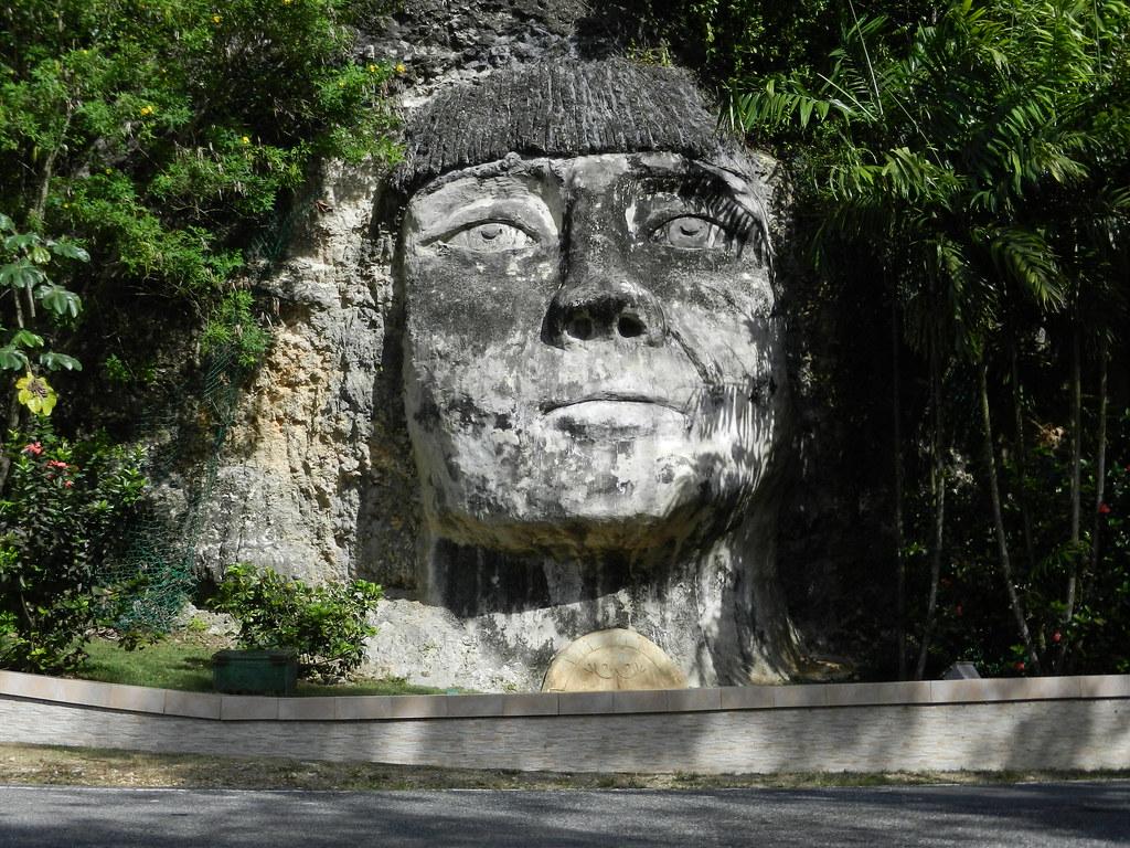 Taino S Indian Rock Sculpture