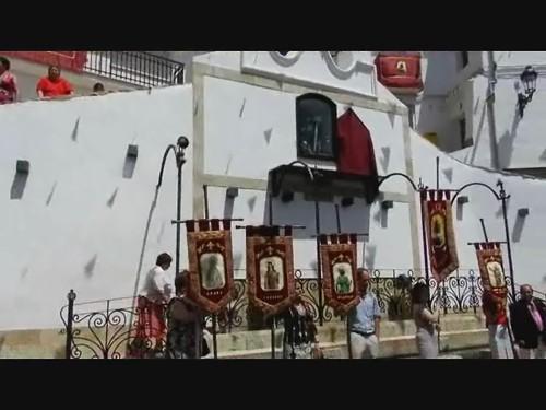 video 02 Periana procesión Santa Maria de la Cabeza