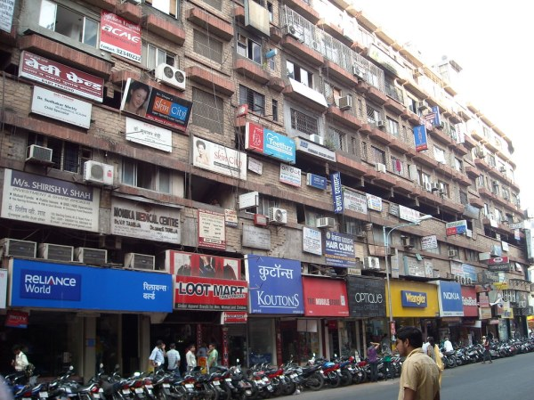 Main Street, Pune (Poona) Camp | The Pune (Poona ...