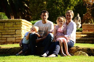 Horsi Founder, Kate Majors and her Family