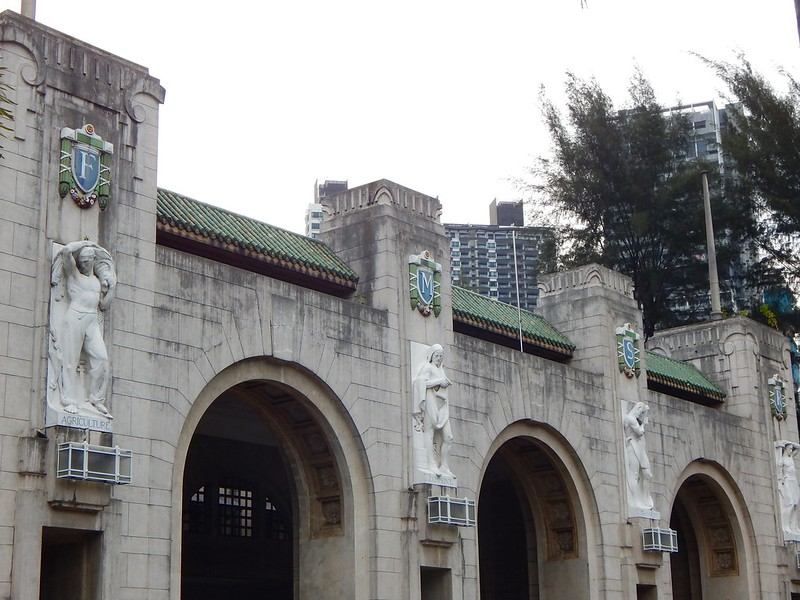 City Girl City Stories: Tanjong Pagar Railway Station