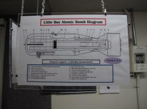 Little Boy Atomic Bomb Diagram | Kelly Michals | Flickr