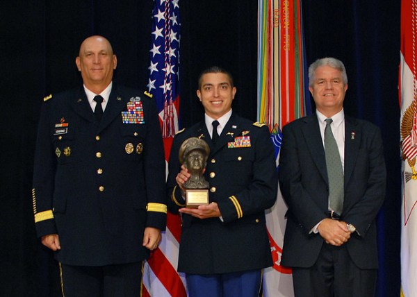 2011 General Douglas MacArthur Leadership Awards ceremony ...
