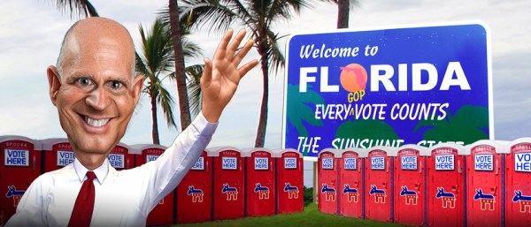 Rick Scott - Protector of the franchise | Florida Governor ...