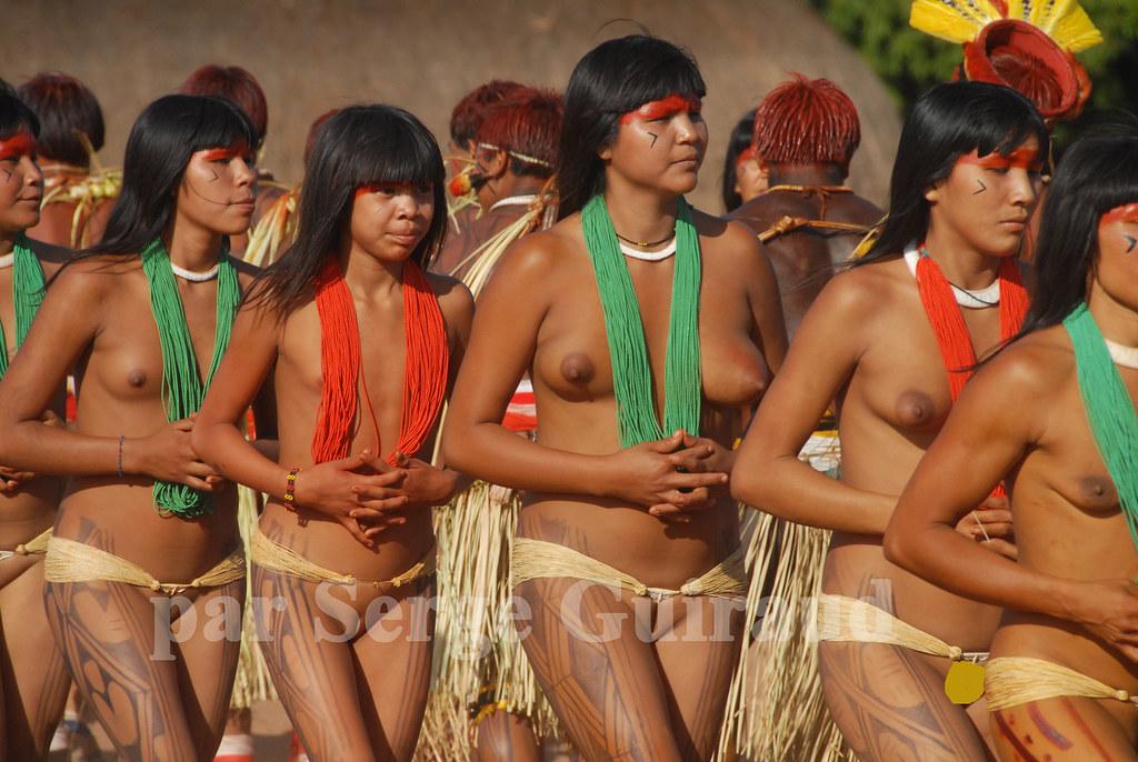 Have advised Yawalapiti tribe women nude regret