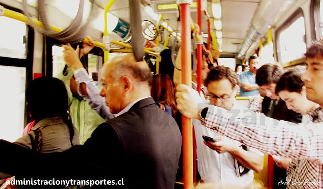 Transantiago 519e | Metbus | Caio Mondego H - Mercedes Benz O500U / CJRB51