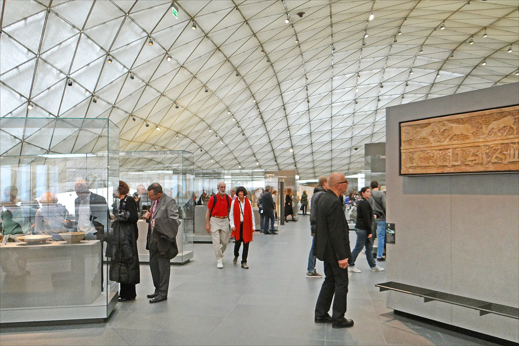Les Arts De LIslam Au Louvre Salle Dexposition Du