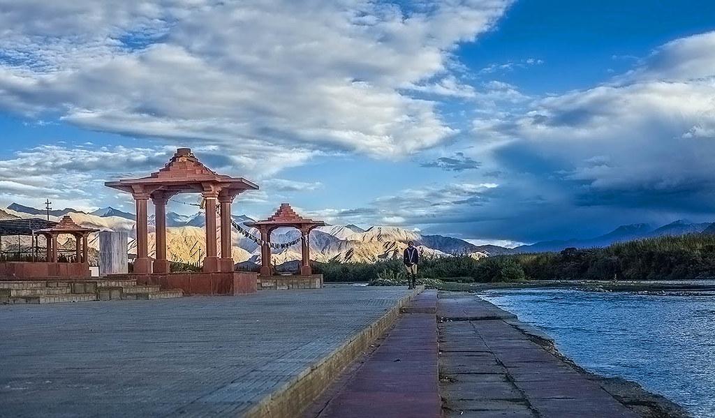 Sindhu Darshan trip to Leh