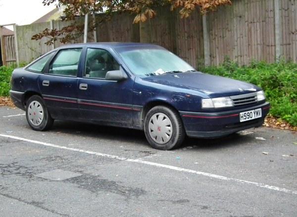 Vauxhall Cavalier | 1990 Vauxhall Cavalier 1.6 GL ...