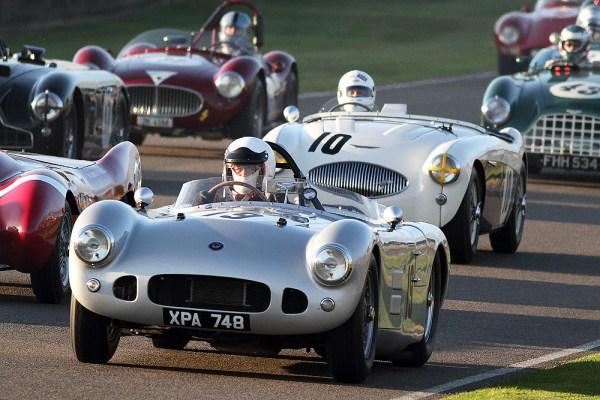 Freddie March Memorial Trophy Race | Goodwood Revival 2012 ...