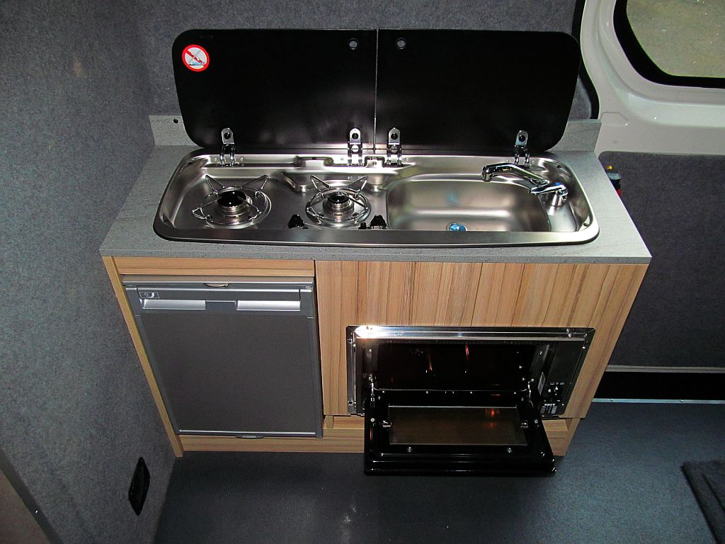 Kitchen Pod Kitchen Pod With Smev Hob Amp Sink Waeco CR50