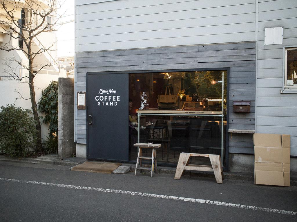 Little Nap Coffee Stand 5 65 4 Yoyogi Shibuya Tokyo