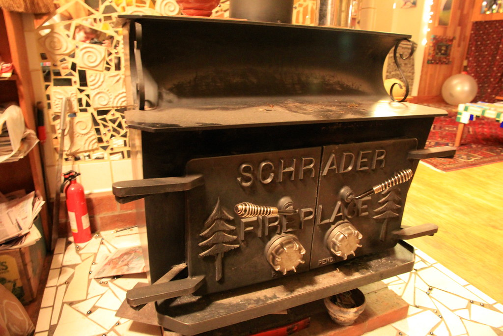 Some Like It Hot Schrader Wood Stove Daryne Rockett