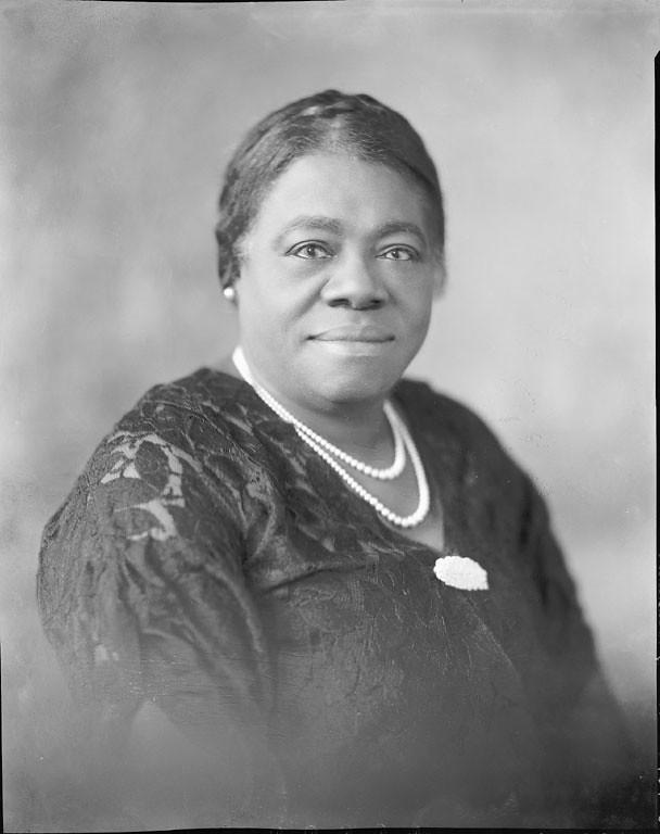 National Council Of Negro Women Mary Mcleod Bethune