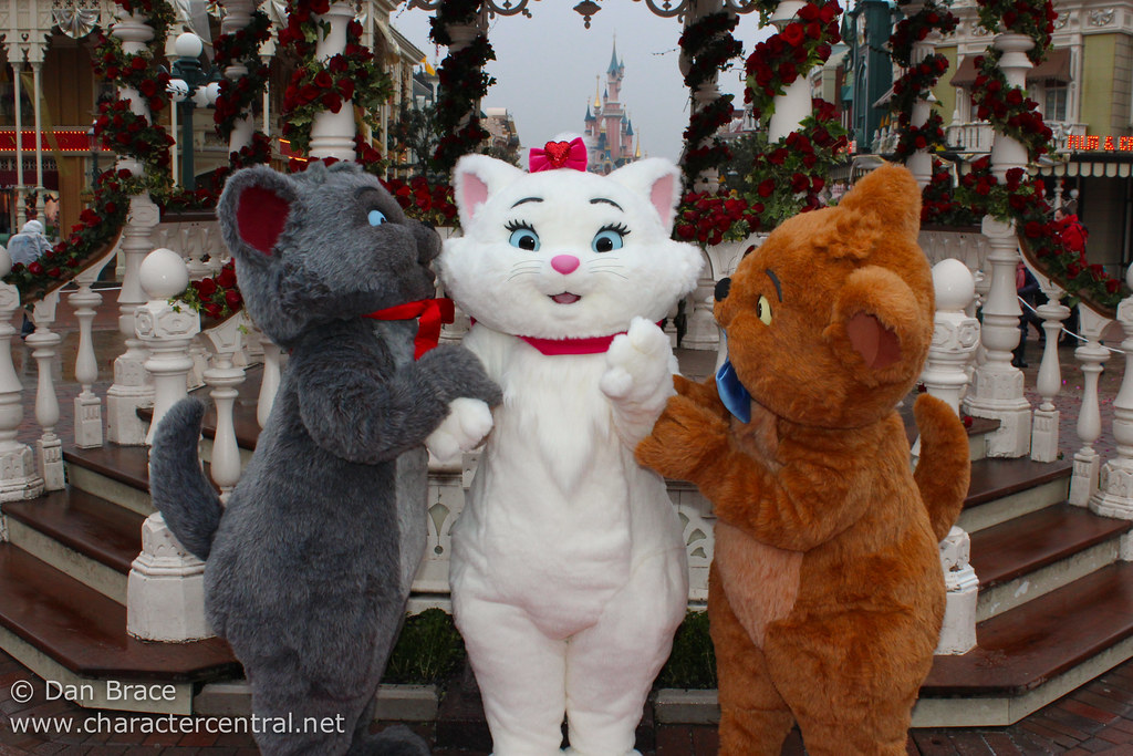 Be My Valentine Featuring The Aristocats Disneyland
