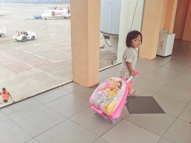 Rinjani's 3rd Birthday Trip