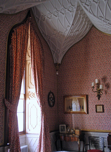 Castle Ward Gothic Interior Castle Ward Is An 18th Centu Flickr