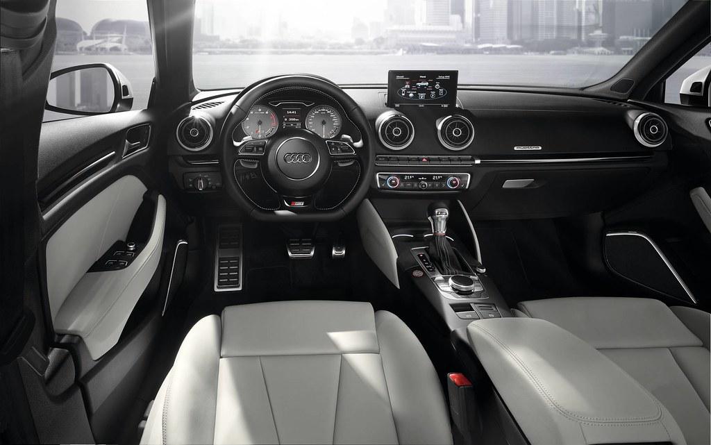 New Audi S3 Sportback Interior Wwwm25audicoukaudi