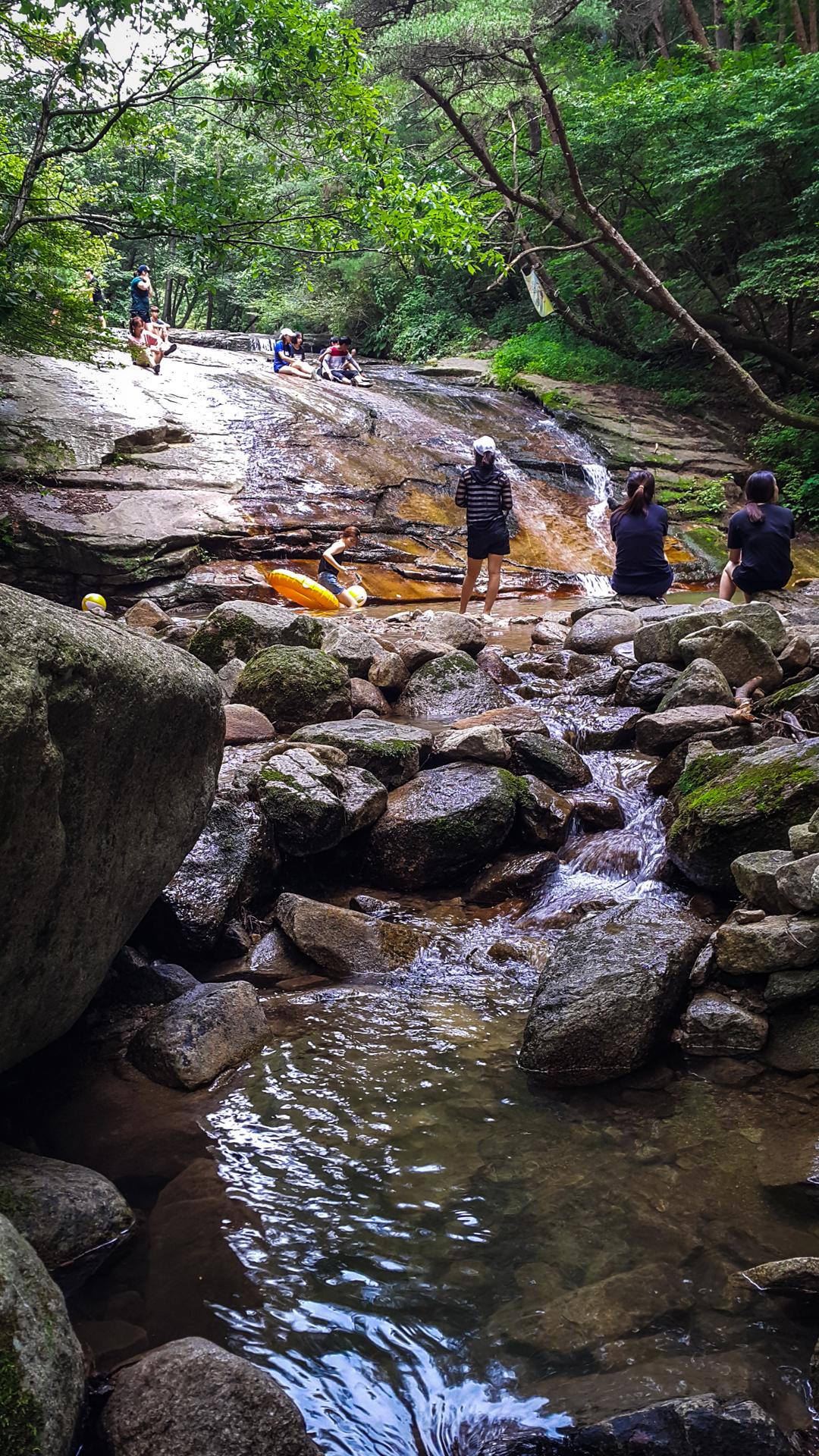 Daegu | Sutaegol Valley in Palgongsan