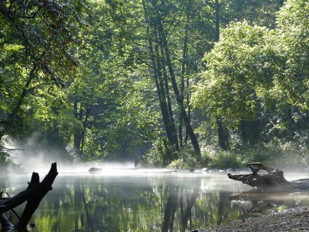 Gunpowder River at York Rd