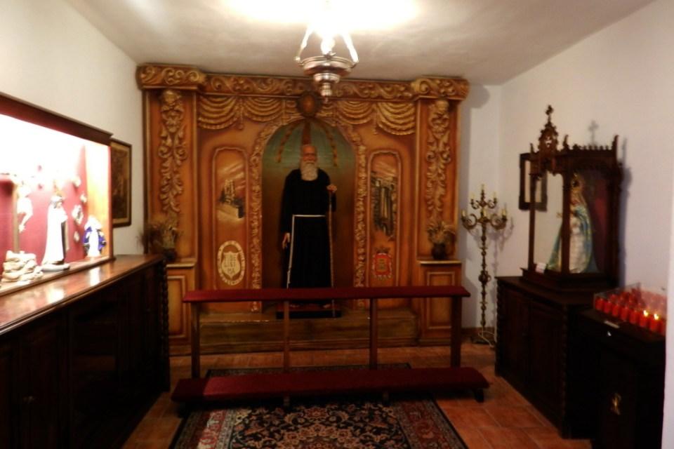 Ronda Museo Lara Capilla Fray Leopoldo de Alpandeire Malaga 0002