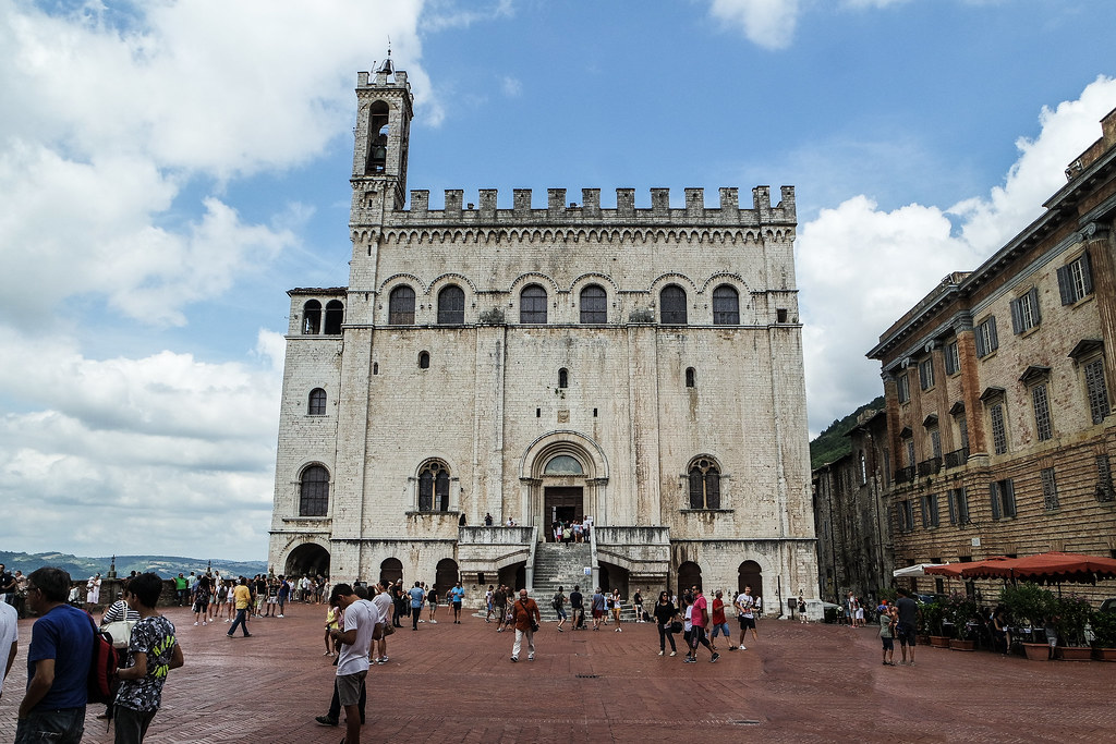 Palazzo dei Consoli (Gubbio)