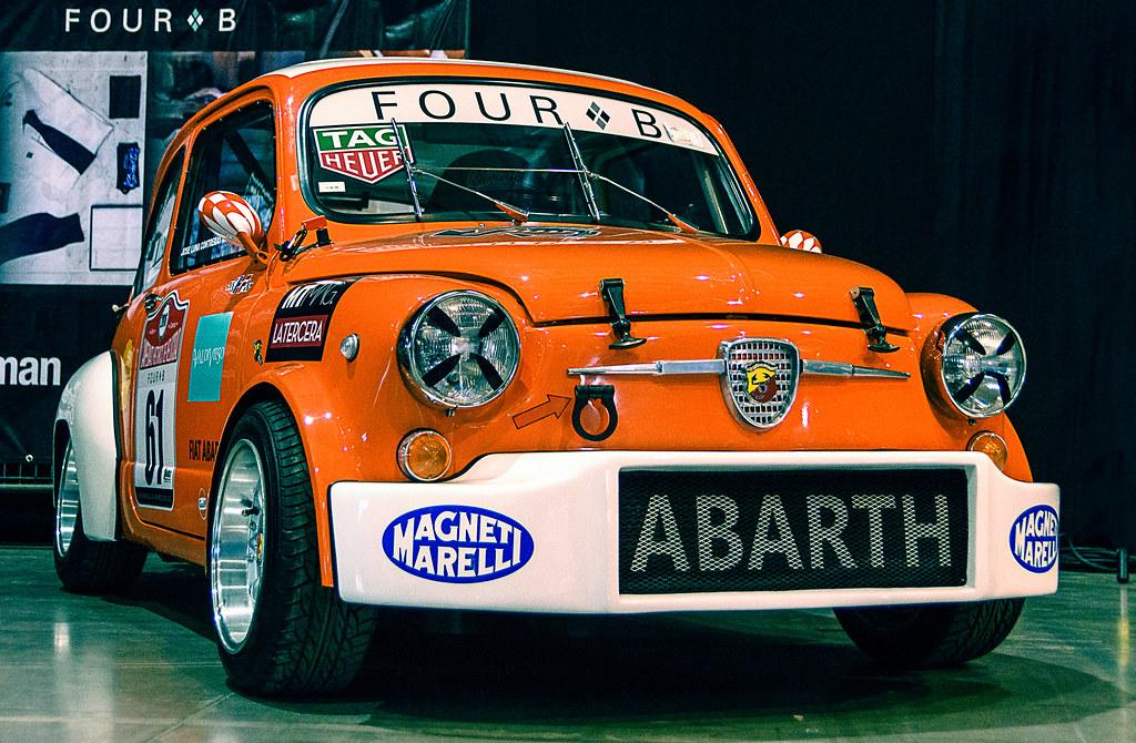 Abarth 850 Exposición zero300