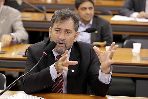 Deputado Zé Geraldo (PT-PA).