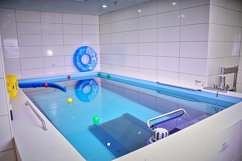 Hydrotherapy Pool in Gleneagles KL Rehabilitation Centre