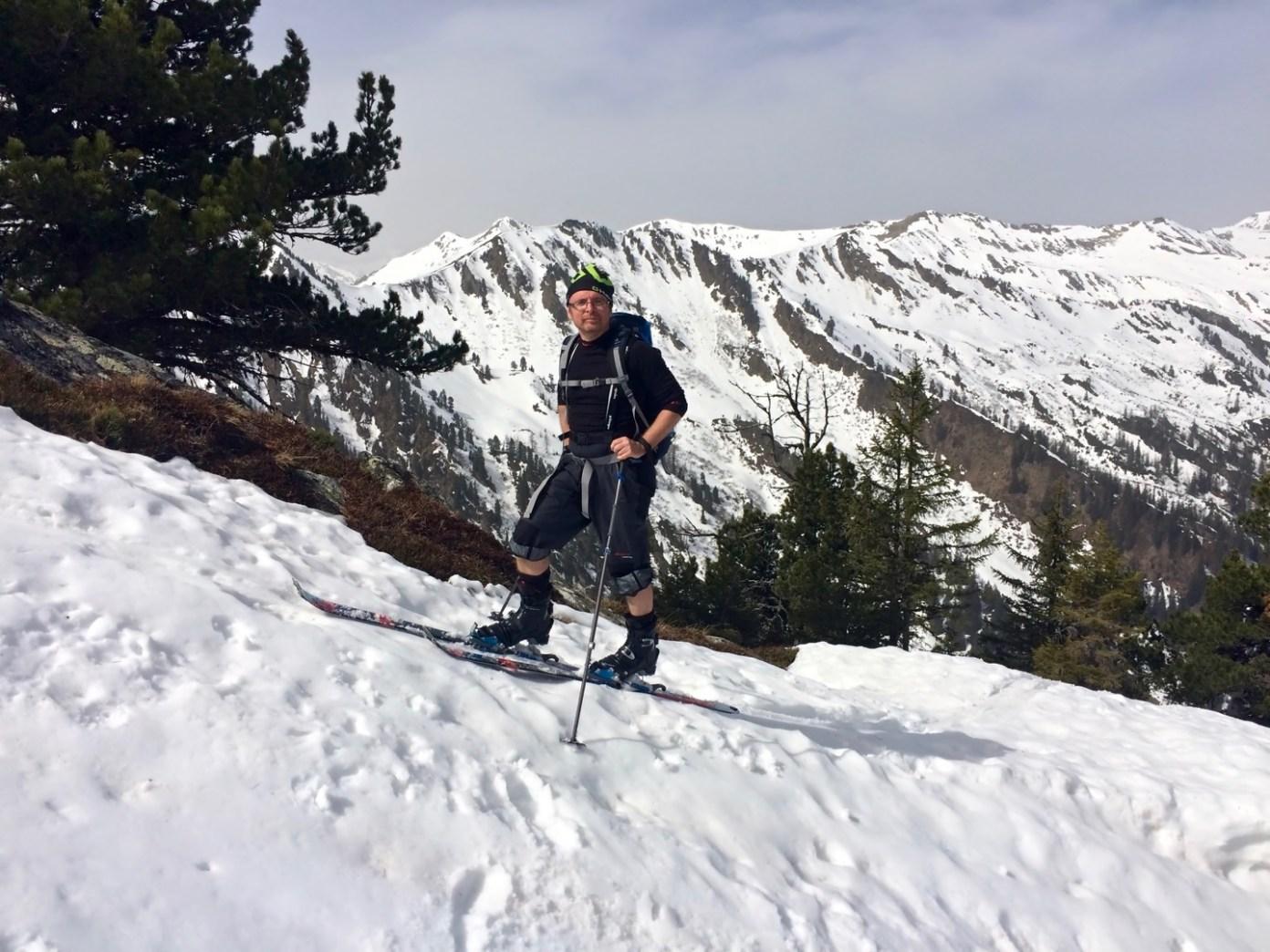 Pod vrcholem Riesnerkrispen