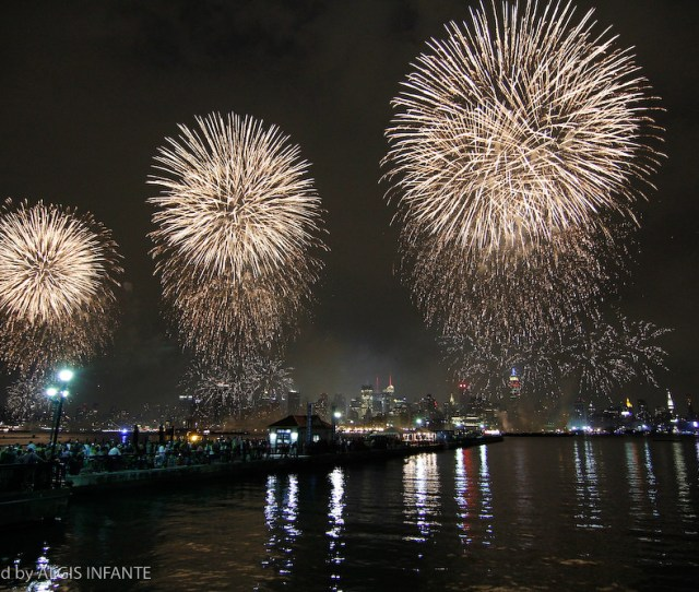 4th July 2012 Nyc From Nj Hoboken By Algis Infante 016 By Algis Infante