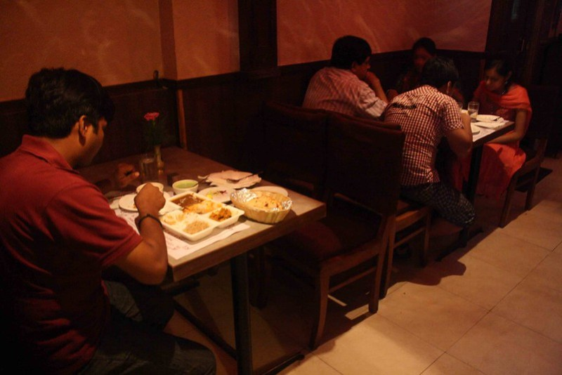 City Food – Dal Makhani, Cosy Restaurant