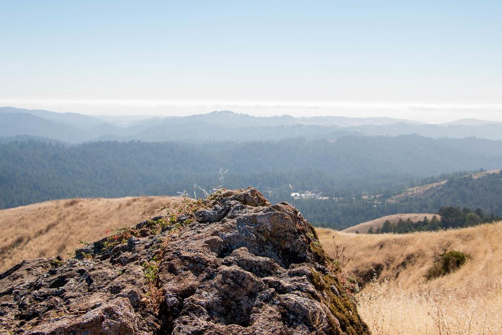 08.07. Russian Ridge: Mindego Hill