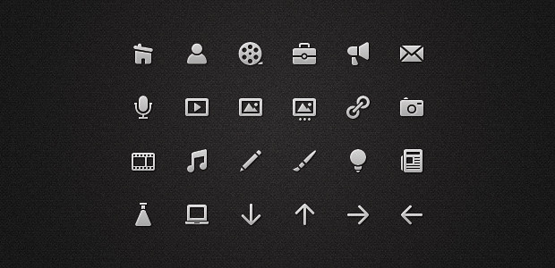 Freebies Icons For A Menu PSD Todays Freebie Is A