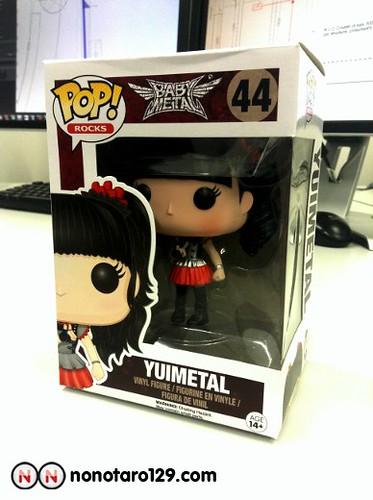 YUIMETAL Funko Pop 06
