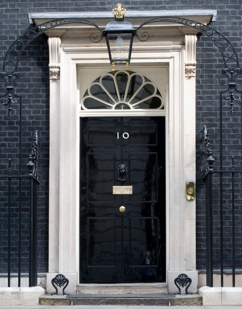 Screening of 'Against the Law' in No 10 Downing Street