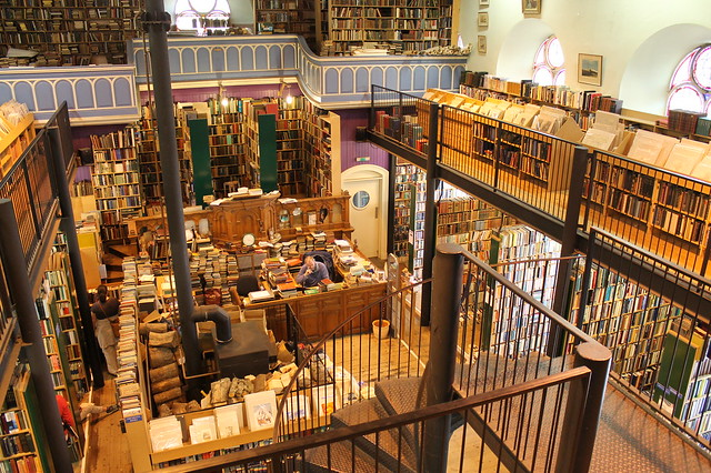 Leakey's Bookshop