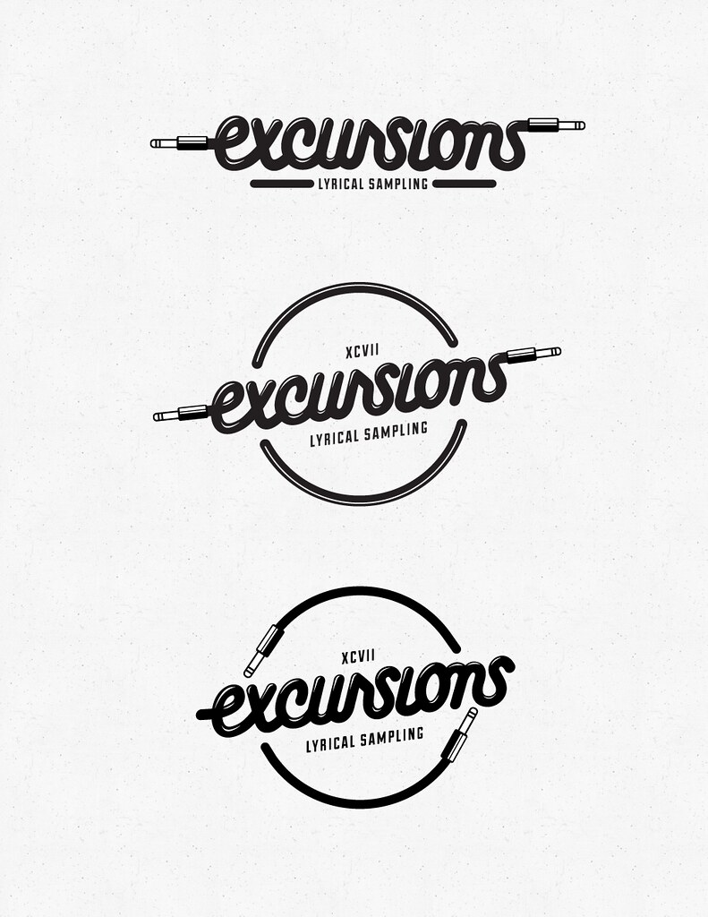 Excursion Logo Logo Concept For Streetwear Clothing