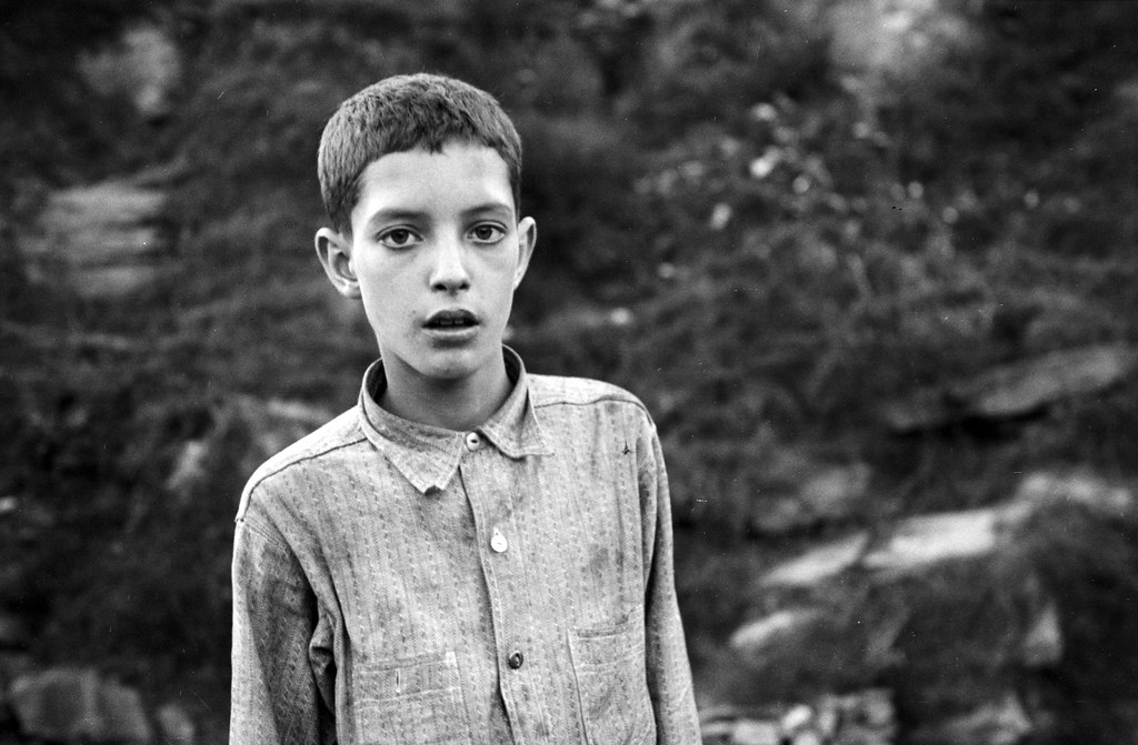 Coal miner's child. Omar, West Virginia. October , 1935, Ben Shahn–The Bitter Years 002