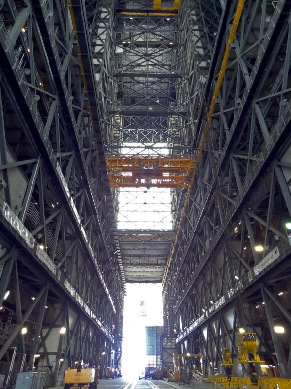 Vehicle Assembly Building. VAB. Kennedy Space Center. NASA ...