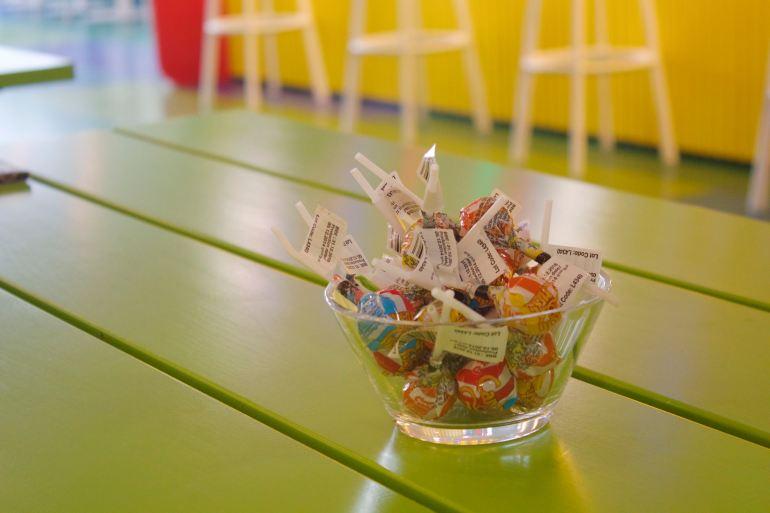 Candy crush lollipop